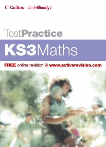 9780007215423: Test Practice - KS3 Maths
