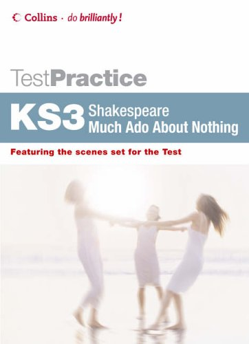 9780007215454: Test Practice - KS3 Shakespeare: Much Ado About Nothing