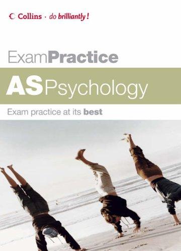 9780007215492: Exam Practice - AS Psychology