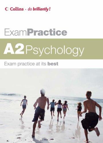 9780007215546: A2 Psychology