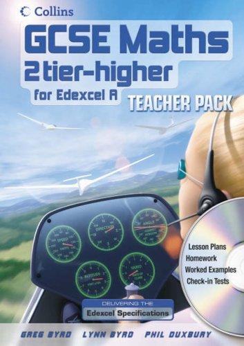 9780007215652: GCSE Maths for Edexcel Linear (A) - Higher Teacher Pack and CD-Rom