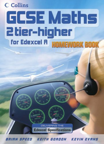 9780007215669: GCSE Maths for Edexcel Linear (A) - Higher Homework Book