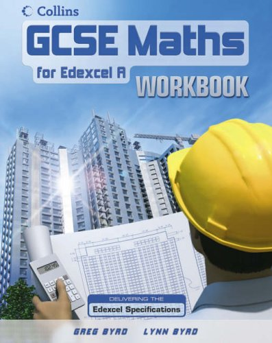 9780007215683: GCSE Maths for Edexcel Linear (A) - Workbook
