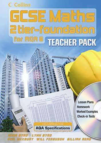9780007215706: GCSE Maths for AQA Modular (B) - Foundation Teacher Pack and CD-Rom