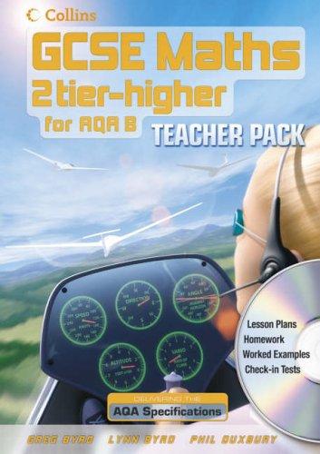 9780007215744: GCSE Maths for AQA Modular (B) - Higher Teacher Pack and CD-Rom