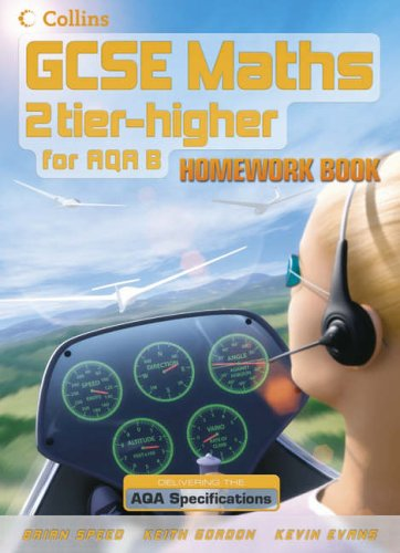 9780007215751: GCSE Maths for AQA Modular (B) ? Higher Homework Book