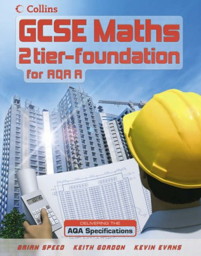 9780007215782: Foundation Student Book (GCSE Maths for AQA Linear (A))