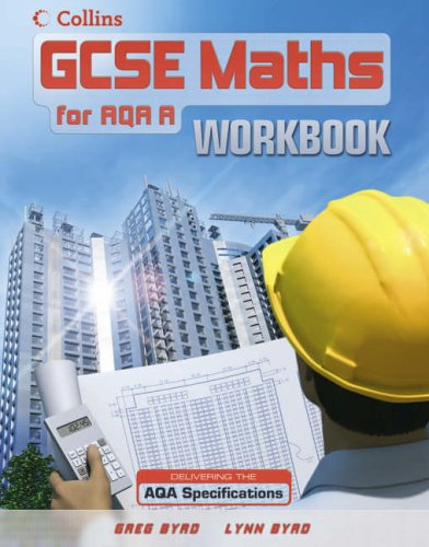9780007215867: GCSE Maths for AQA Linear (A) - Workbook