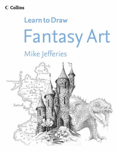 9780007215935: Collins Learn to Draw - Fantasy Art
