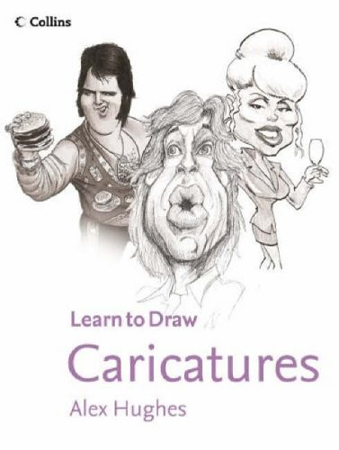 9780007215942: Caricatures (Collins Learn to Draw)