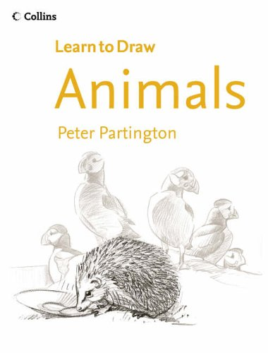 9780007215966: Collins Learn to Draw - Animals