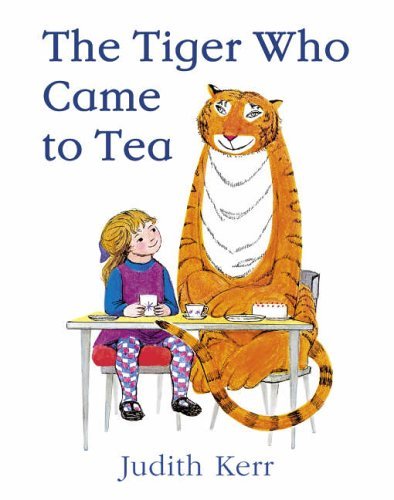 9780007216000: The Tiger Who Came to Tea