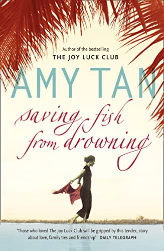 Saving Fish from Drowning (0007216165) by Amy Tan