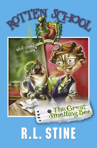 9780007216185: Rotten School (2) – The Great Smelling Bee