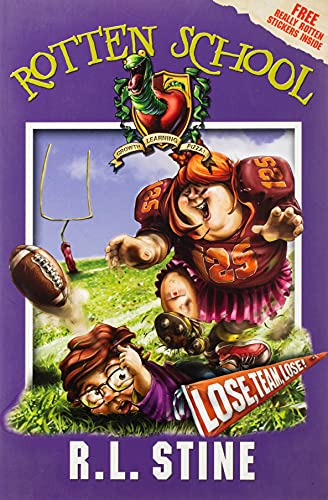 9780007216208: Lose, Team, Lose! (Rotten School, No. 4)