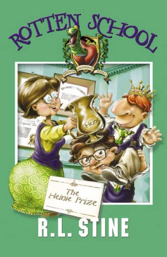 9780007216222: Rotten School (6) – The Heinie Prize