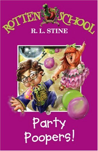 9780007216253: Party Poopers (Rotten School)