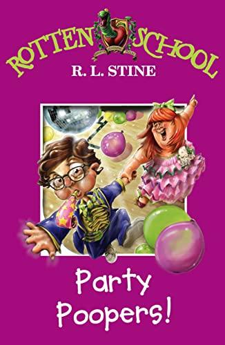 9780007216253: Party Poopers (Rotten School)