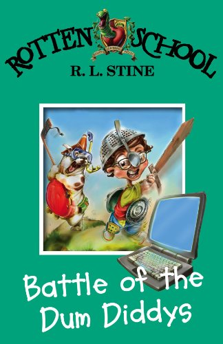 9780007216284: Battle of the Dum Diddys (Rotten School)