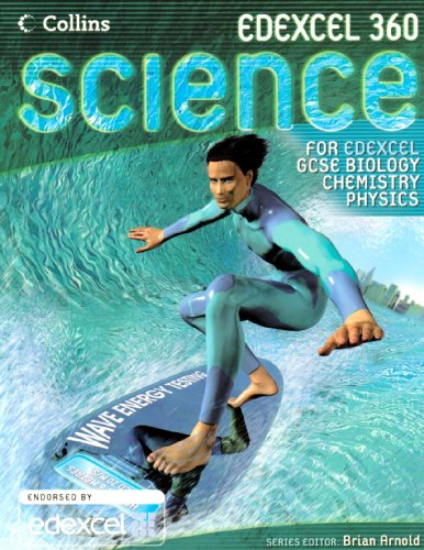 9780007216413: Collins 360Science for Edexcel GCSE Biology, Chemistry, Physics (GCSE Science for Edexcel.)