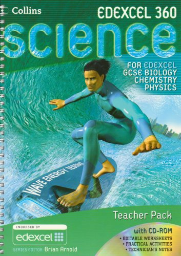 9780007216437: GCSE Science for Edexcel - Biology, Chemistry, Physics Teacher Pack and CD-Rom