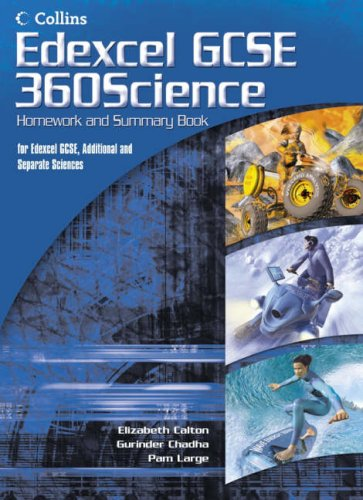 9780007216444: GCSE Science for Edexcel - Science Summary and Homework Book