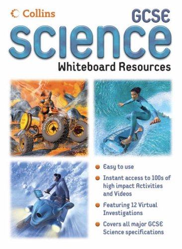 9780007216468: E-Resources - GCSE Science Whiteboard Resources CD-Rom: Single Licence
