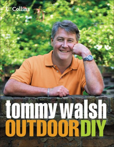 9780007216543: Tommy Walsh Outdoor DIY (DIY (Collins))