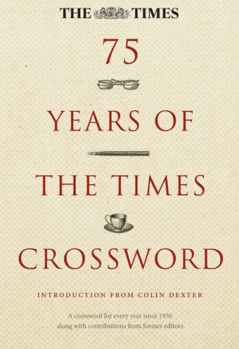 9780007216925: 75 Years of 'The Times' Crossword