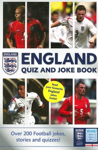 9780007216970: England Quiz and Joke Book: Over 200 Football Jokes, Stories, and Quizzes!