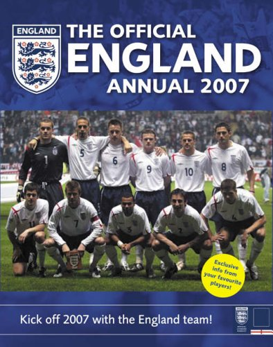 9780007216994: The Official England 2007 Annual