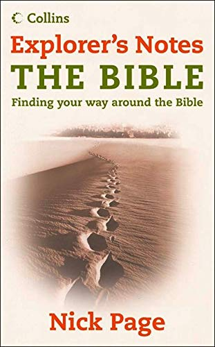 9780007217045: Explorer's Notes: The Bible