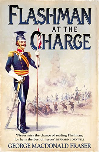 9780007217182: Flashman at the Charge (The Flashman Papers, Book 7)