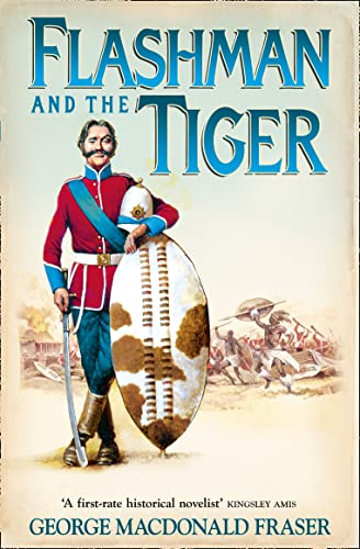 9780007217229: Flashman and the Tiger (The Flashman Papers, Book 12): And Other Extracts from the Flashman Papers