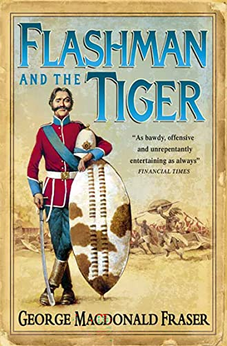 9780007217229: Flashman and the Tiger: And Other Extracts from the Flashman Papers