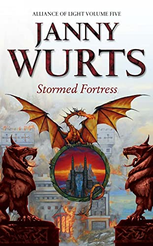 9780007217816: Stormed Fortress: Fifth Book of The Alliance of Light (The Wars of Light and Shadow, Book 8): Stormed Fortress Bk. 5 (Wars of Light & Shadow)
