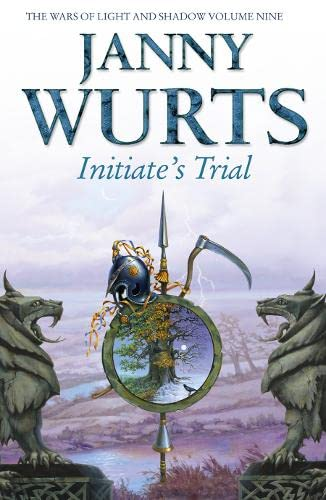 9780007217823: Initiate's Trial: First book of Sword of the Canon (The Wars of Light and Shadow, Book 9) (Wars of Light & Shadow)