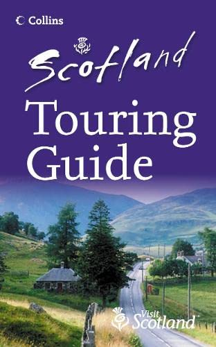 9780007217977: Scotland Touring Guide (Collins)