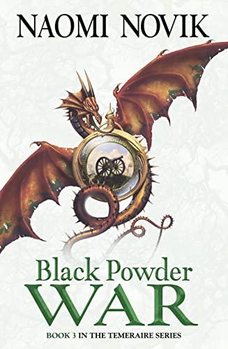 9780007219179: Black Powder War (The Temeraire Series)