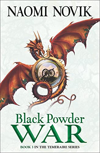 9780007219179: Black Powder War (The Temeraire Series)