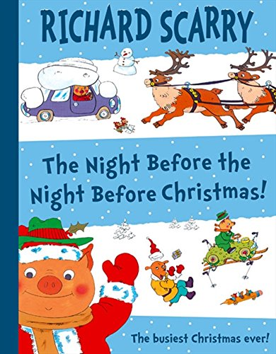 9780007219780: The Night Before The Night Before Christmas