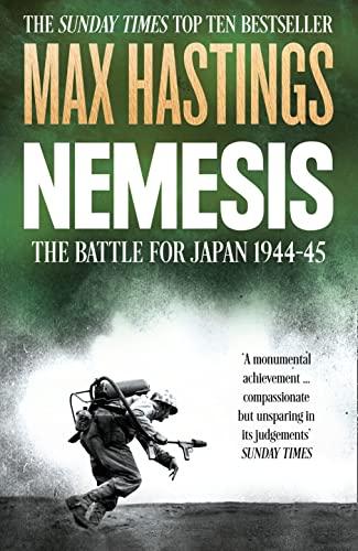 9780007219810: Nemesis: The Battle for Japan, 1944--45