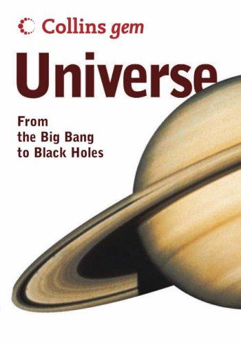9780007219841: Collins Gem - Universe