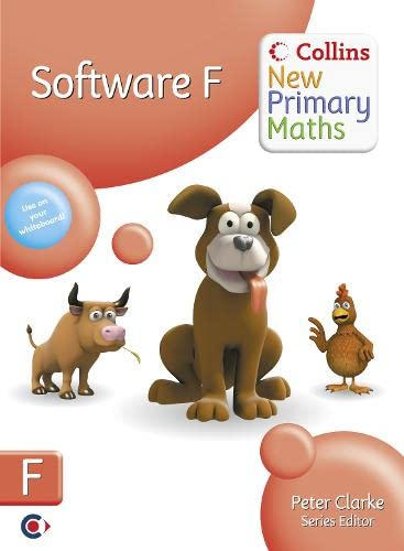 9780007219964: Collins New Primary Maths - Software F
