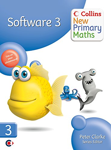 9780007219995: Collins New Primary Maths - Software 3