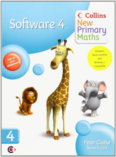 9780007220007: Collins New Primary Maths - Software 4