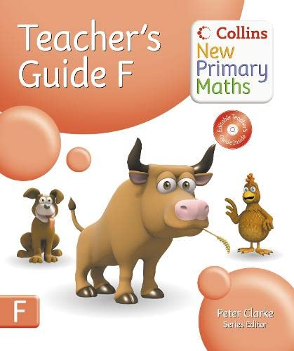 9780007220038: Teachers Guide F (Collins New Primary Maths)