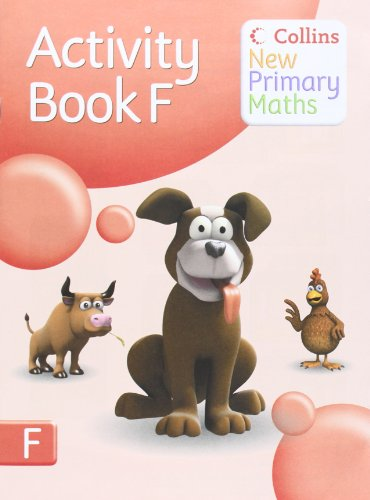 9780007220052: Activity Book F (Collins New Primary Maths)