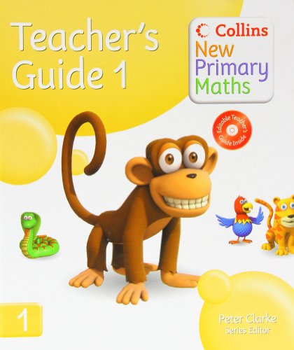 9780007220090: Teacher�s Guide 1 (Collins New Primary Maths)