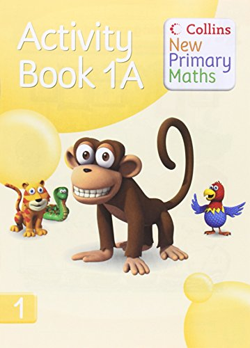 9780007220120: Collins New Primary Maths - Activity Book 1A
